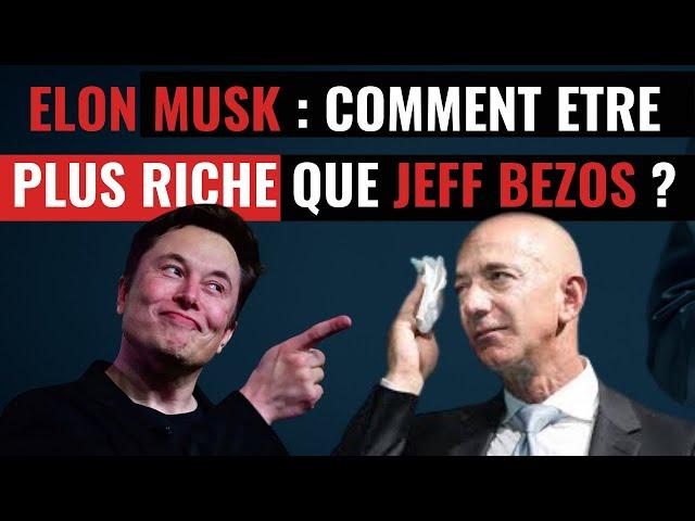 Comment devenir PLUS RICHE que Jeff BEZOS, selon Elon MUSK 🤑 Expert-Comptable - Grégory PROUVOST
