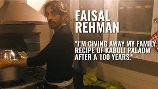 Live with Faisal Rehman - My family recipe of Kabuli Palaow
