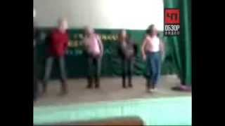 ЧП Призрак в школе г Кемерово