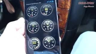 OBDII Тест ошибок на Opel Vectra(, 2016-05-25T19:11:50.000Z)
