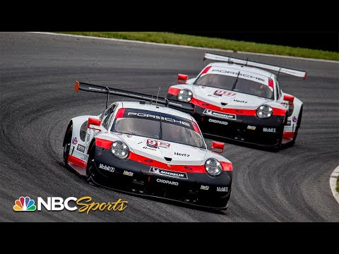 IMSA Virginia International Raceway | EXTENDED HIGHLIGHTS | 8/25/19 | Motorsports On NBC