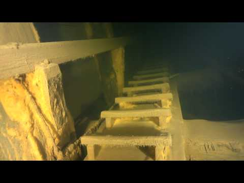 An Underwater Adventure Of The Delaware Mine
