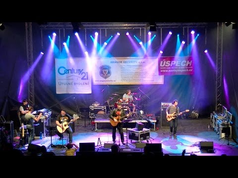 Silver Band AC revival live Boskovice 2016
