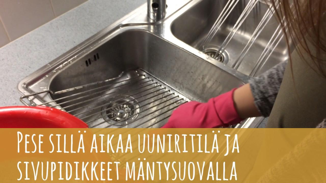 Uunin Puhdistus Mäntysuovalla