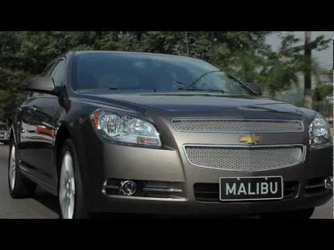 Chevrolet Malibu - Vídeo Release Oficial