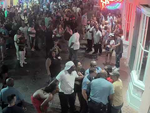 Bourbon Street fight that injured New Orleans police officers