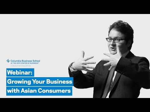 Growing Your Business with Asian Consumers