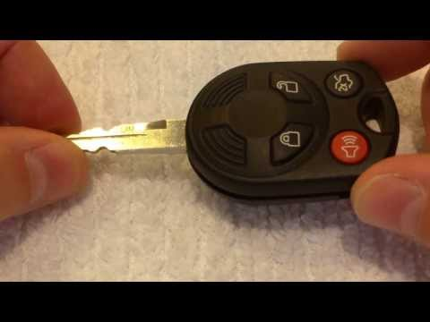HOW TO PROGRAM A REMOTE (KEYLESS FOB) FORD FOCUS 2010 | Doovi