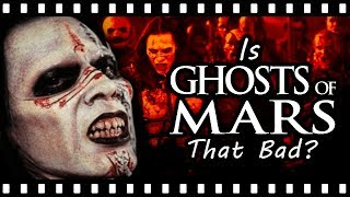 What Happened To John Carpenter's GHOSTS OF MARS?!