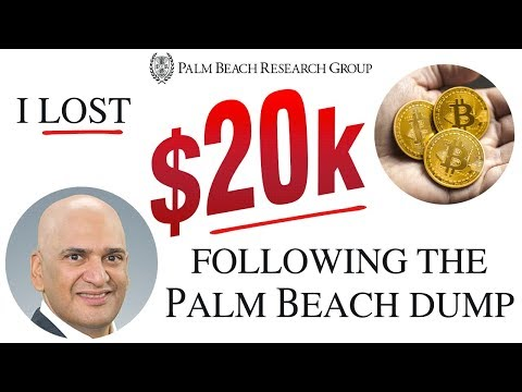 I Lost 20k Chasing Palm Beach