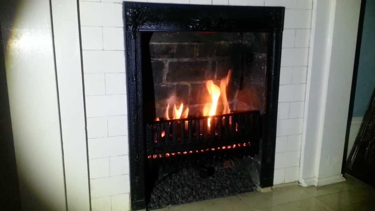 Vented Gas Coals Basket By Atlantachimneyworx Com