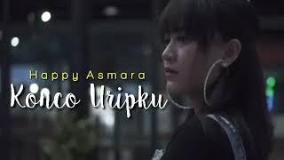 Happy Asmara - Konco Uripku    Lirik