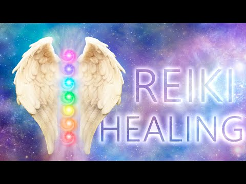 Reiki Music for Emotional, Mental, Physical and Spiritual balancing and healing