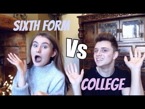 SIXTH FORM Vs COLLEGE! Which one?!