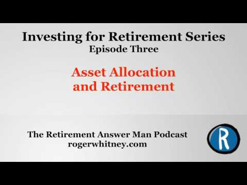 #174 - Does the Institutional Approach to Asset Allocation For Retirement Work These Days?