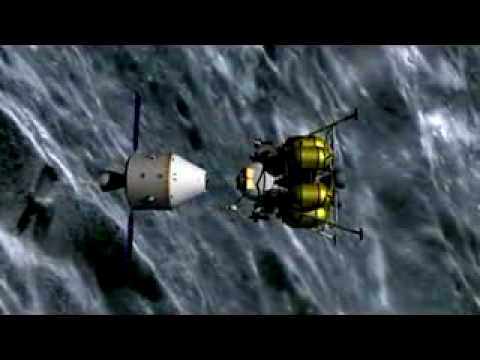 Crew Exploration Vehicle CEV - YouTube