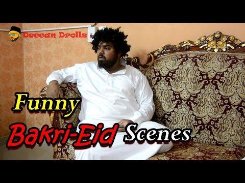 Bakri-eid special || Deccan Drollz || hyderabadi comedy