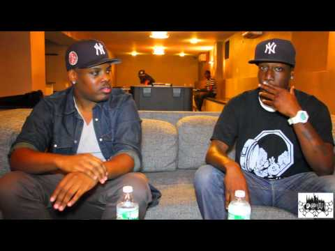 E Mac Da Host Interview w/ VIc Damone (Part I)