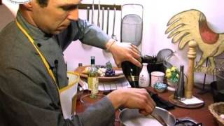 Champagne & Scamorza Cheese Risotto Recipe