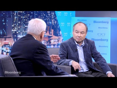SoftBank CEO on the Amazon Deal That Got Away