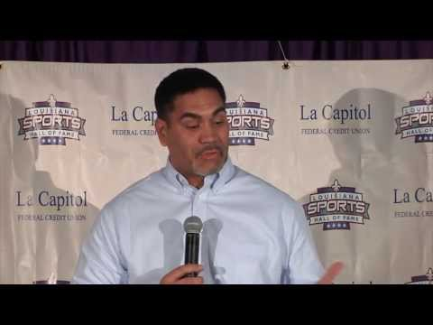 Kevin Mawae Induction Press Conference