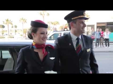 A special wedding at the airport - all for the love of Aviation