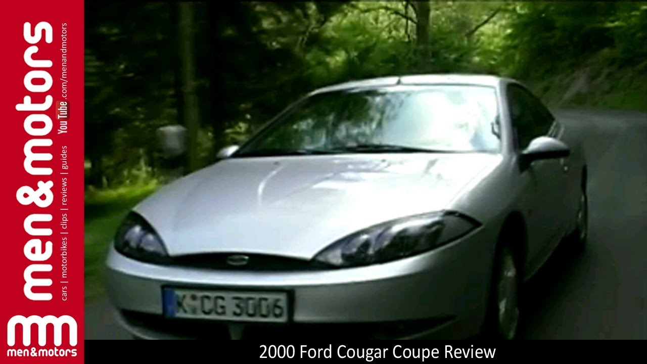 2000 Ford Cougar Coupe Review Youtube
