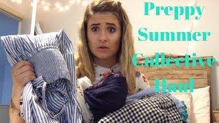 Huge Summer Clothing Haul 2018 // Camsglam