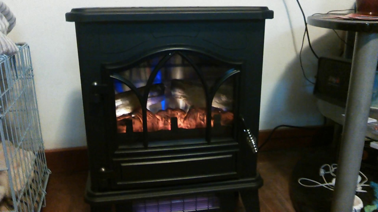 Indoor Electric Stove Heater Review