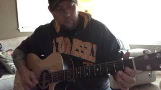 fenceposts-cody johnson (guitar lesson) (chords in description)