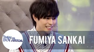 Fumiya talks about his friendship with Liza and Enrique | TWBA
