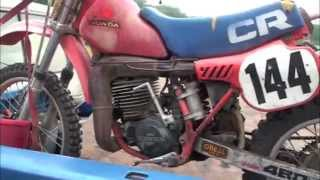 Vintage Dirt Bikes & 1983 AMC Eagle 4x4 Car
