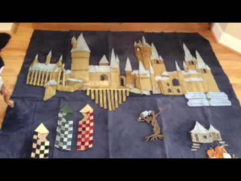 Hogwarts embroidered iron sew patches harry potter applique