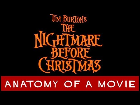 The Nightmare Before Christmas (Tim Burton) | Anatomy Of A Movie