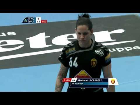 Thueringen - Vardar ( 12.02.2017 ) Main Round - 03