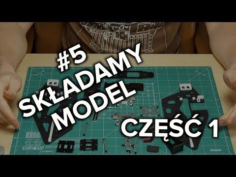 RC Heli #5 - Składamy model, część 1