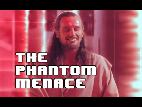 Star Wars Episode One The Phantom Menace The Movie The Game