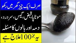 Motapa Sar Dard Gas Trouble Hair Problem Aur Dama Ka Ilaj I The Urdu Teacher