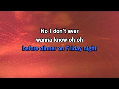 Tim McGraw Shotgun Rider Karaoke
