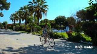 Camping El Garrofer · Sitges, Barcelona - Un día en El Garrofer