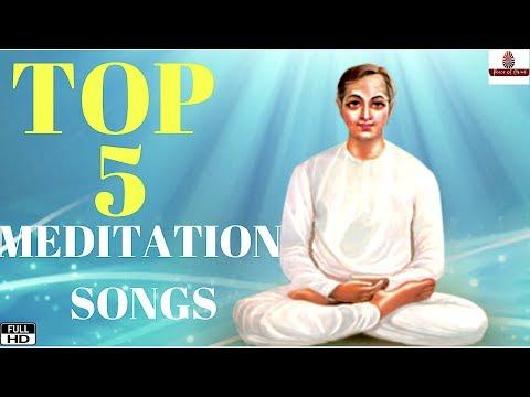 TOP 5 MEDITAION SONGS | BRAHMA KUMARIS