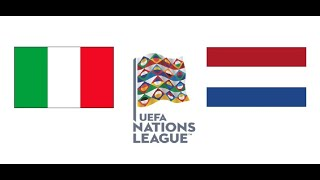 Италия Нидерланды 1 1 ОБЗОР МАТЧА ВИДЕО ГОЛЫ смотреть онлайн футбол Лига Наций 2020 ИГРУШКИ ТВ