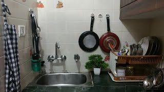 Kitchen Organization Ideas Part-2||Small Kitchen Organization Ideas||Kitchen Organization