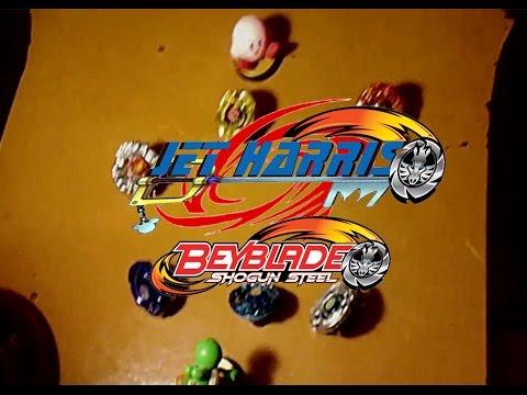 Beyblade Shogun Steel Element Showdown Fire vs. Water