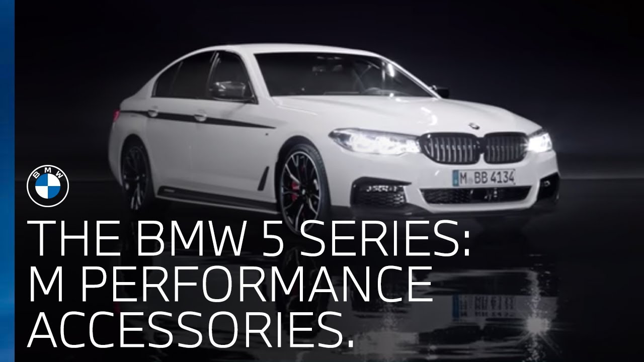 The Bmw 5 Series M Performance Accessories