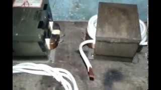 Сварочный трансформатор из микроволновки(Спасибо за лайки Спасибо за подписку Спасибо за просмотр Сварка из трансформатора - https://www.youtube.com/edit?o=U&video_id=..., 2014-11-26T15:10:24.000Z)