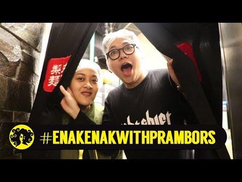 #EnakEnakWithPrambors x MARUGAME UDON