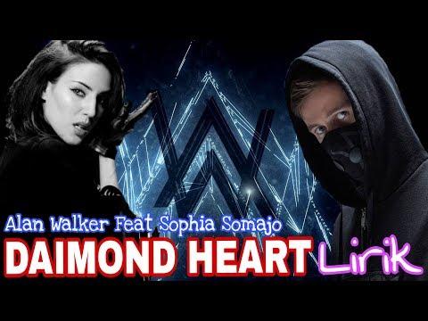 diamond-heart---alan-walker-feat-sophia-somajo---lirik