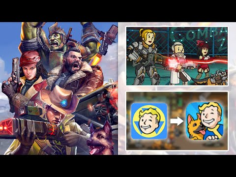 The New Fallout Shelter & A Series Update: Vault Log #19