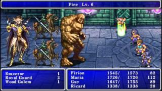 Final Fantasy 2 (PSP)-Emperor